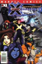 X-Men Evolution Comics